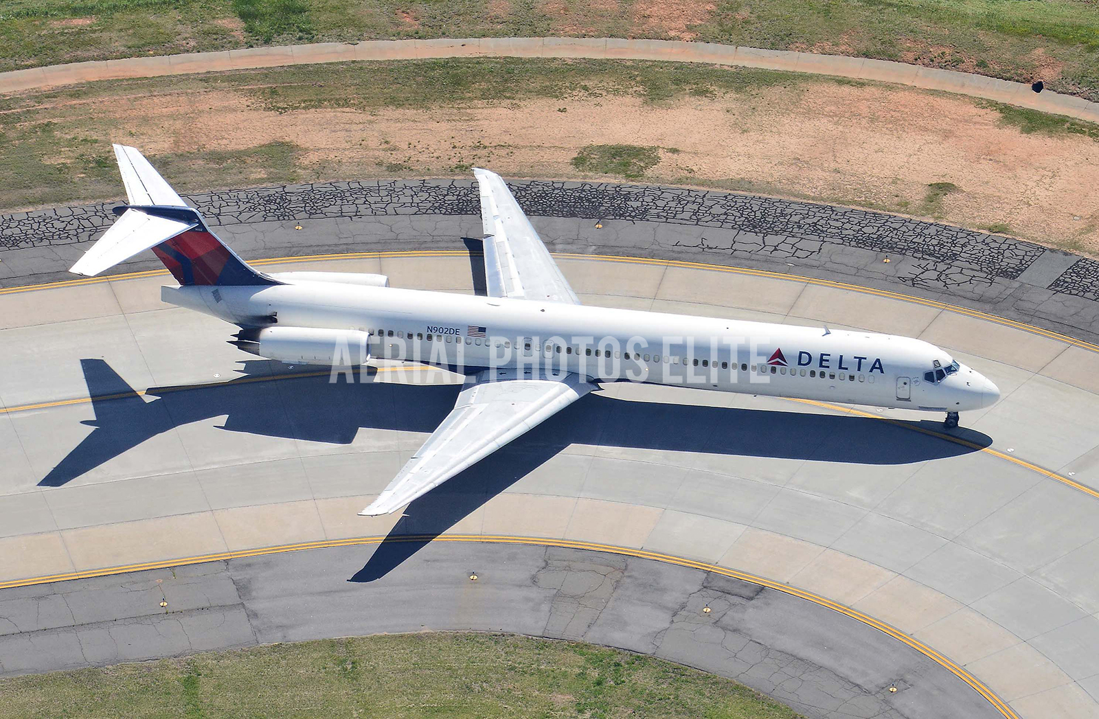 Aerial Photos Elite Delta Charlotte Douglas International Airport | Aerial Photos Elite