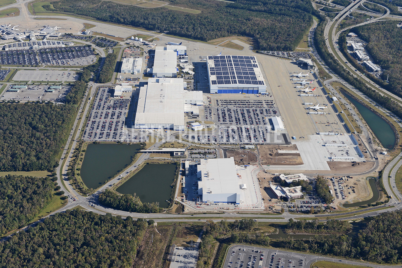 Boeing Charleston, SC | Aerial Photos Elite | Aerial Photos Elite