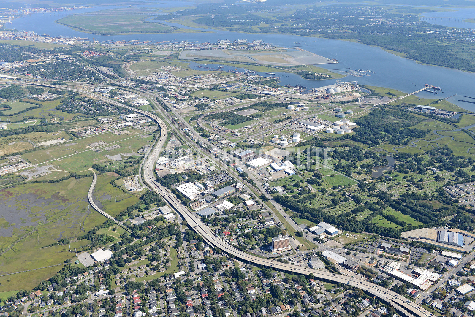 Aerial Photography Charleston South Carolina 4 | Aerial Photos Elite | Aerial Photos Elite