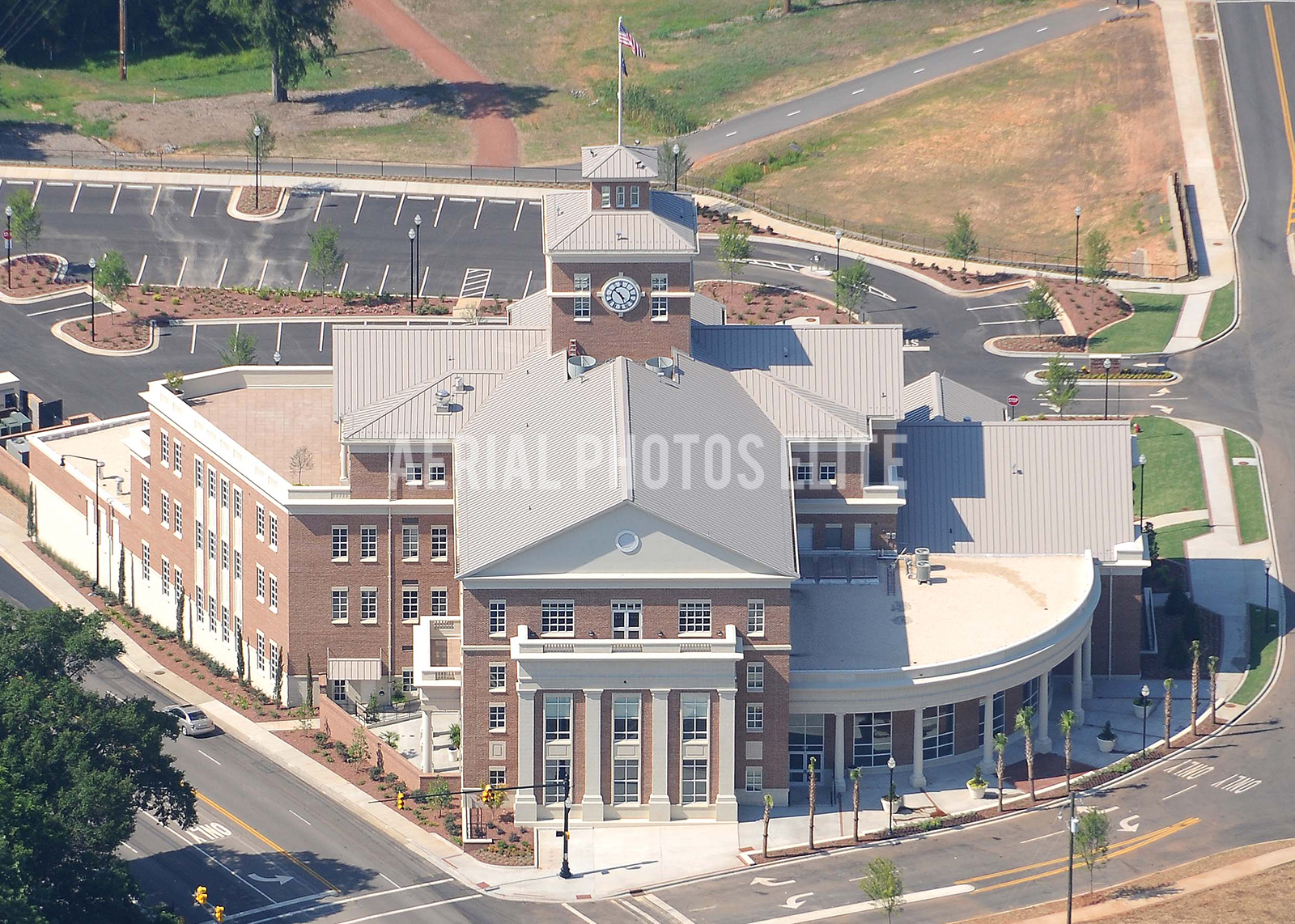North Augusta SC Municipal Building | Aerial Photos Elite | Aerial Photos Elite
