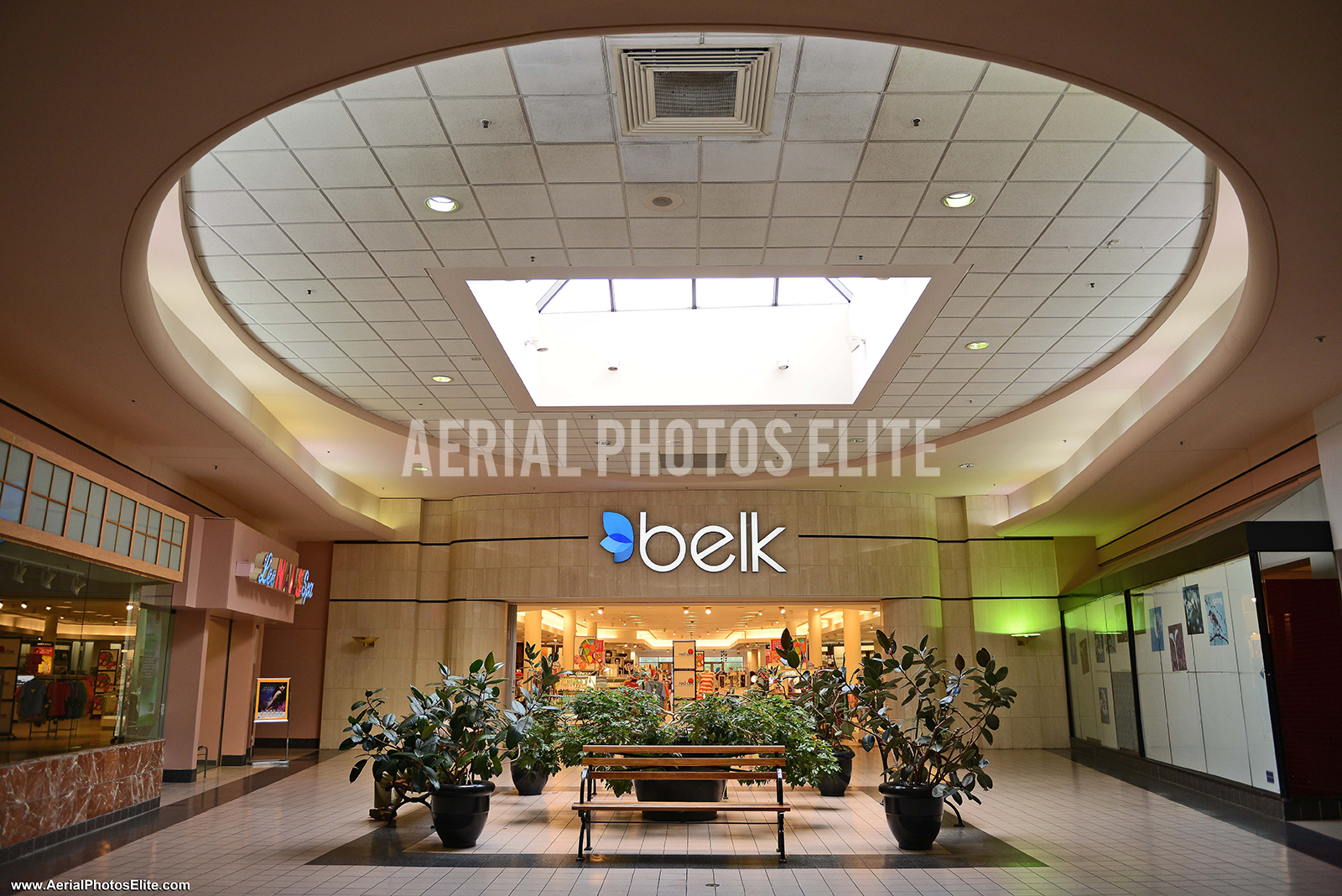Aiken SC Mall | Aerial Photos Elite