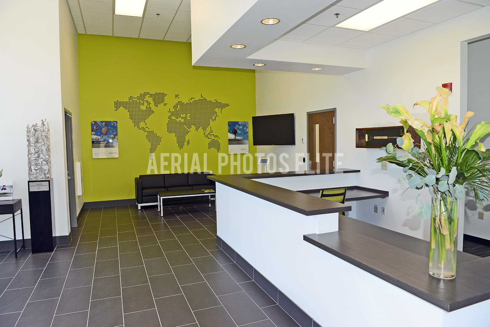 Reception Area South Carolina | Aerial Photos Elite