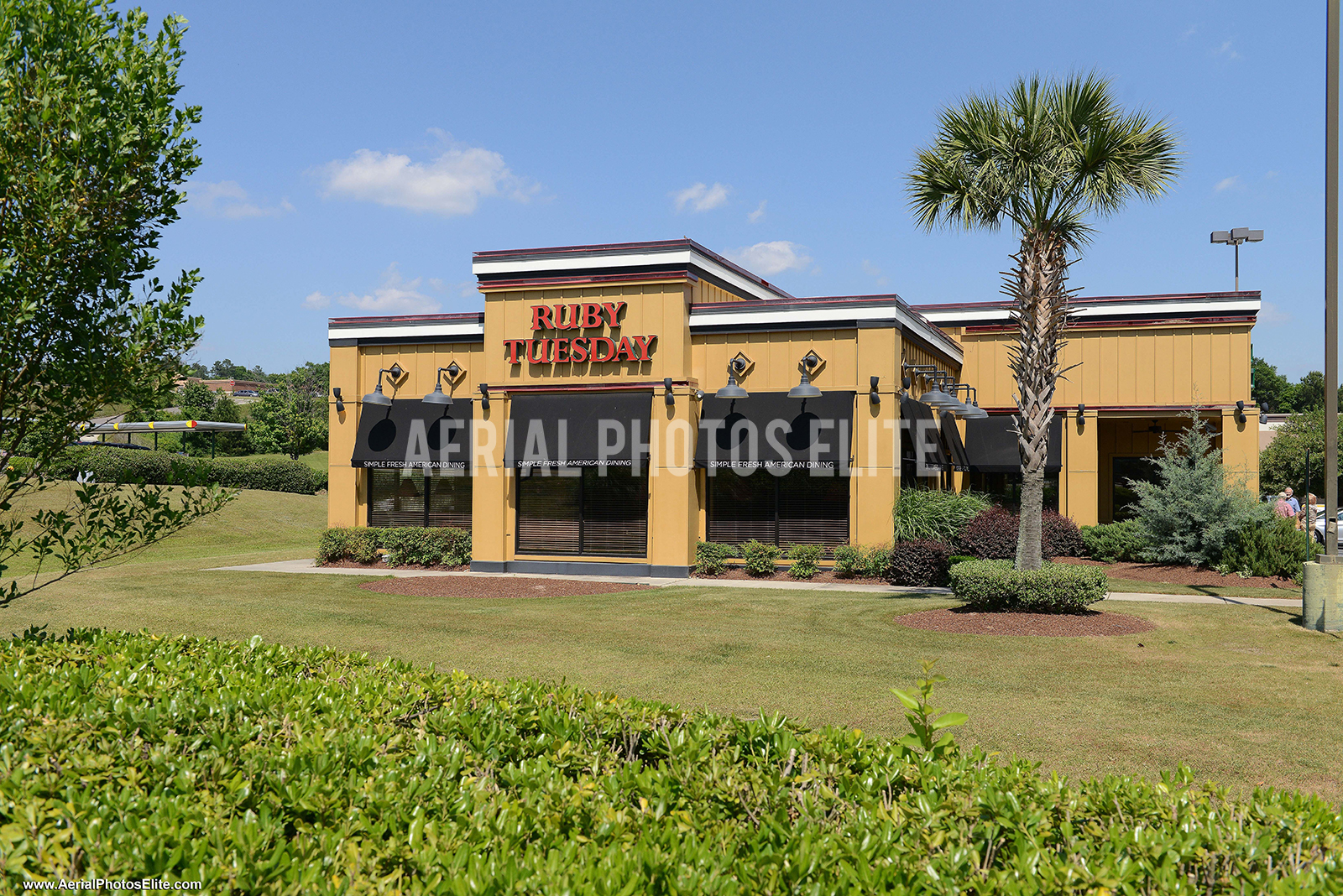 Ruby Tuesday North Augusta SC | Aerial Photos Elite