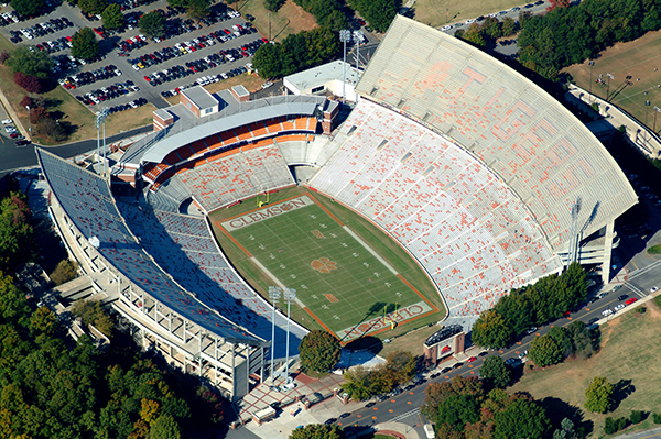 Preview Clemson | Aerial Photos Elite