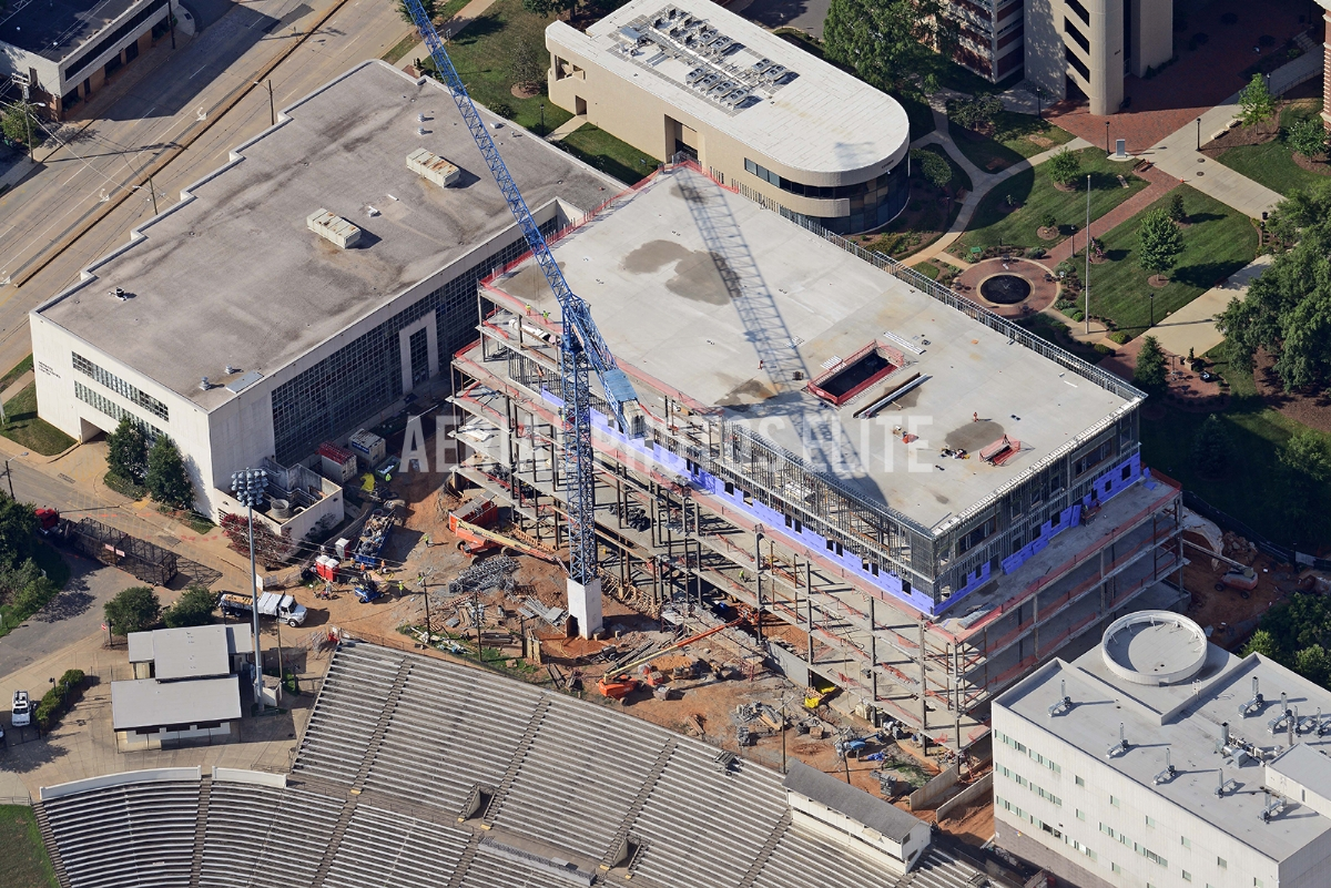 New Education Center 2 Charlotte NC | Aerial Photos Elite